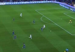 Cristiano Ronaldo Barcelonaya attığı golle herkesi sakinleştiriyor