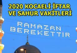 2020 Kocaeli Ramazan İmsakiyesi | Kocaelinde ilk sahur saat kaçta Kocaeli sahur ve iftar vakitleri