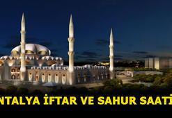 Antalya sahur saati 2020 Antalya iftar ve sahur vakti İmsakiye 2020 Namaz vakitleri ve ramazan imsakiyesi Milliyette
