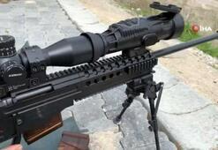 Termal silah dürbünleri Jandarmaya teslim edildi