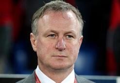 Kuzey İrlanda Milli Takımı Teknik Direktörü ONeill görevini bıraktı