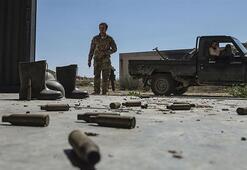 Libya Trablusta kimyasal sinir gazı kullanıldığını duyurdu