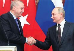 Erdoğan-Putin görüşmesinde korona ve İdlib ele alındı