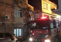 Adanada korkutan yangın 1 kişi dumandan etkilendi