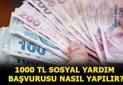 1000 TL sosyal yardım parası başvurusu nasıl yapılır, sonuçlar ne zaman açıklanacak Sosyal yardım ödemelerini kimler alacak İşte sorgulama sayfası...