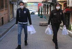 İstanbulda kolonya ve maske dağıtımı tamamlandı
