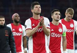 Hollandadan şok başvuru Lig iptali...
