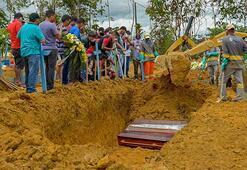 Brezilyanın en büyük eyaletinde Covid-19 nedeniyle toplu mezar açıldı