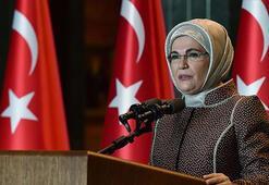 Emine Erdoğan, 23 Nisan Ulusal Egemenlik ve Çocuk Bayramını kutladı
