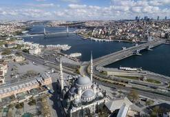 İstanbula sessizlik hakim