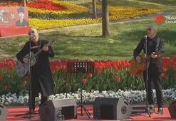 Gülhane Parkı'nda Mazhar, Fuat konseri