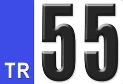 55 Nerenin Plakası Samsun İlçelerinin Plaka Kodları Ve Harfleri