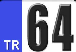 64 Nerenin Plakası Uşak İlçelerinin Plaka Kodları Ve Harfleri