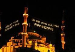Diyanet İl İl sahur vakitlerini yayımladı İstanbul, Ankara, İzmir sahur ve iftar vakitleri 2020 Ramazan İmsakiyesi...