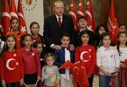 Son dakika | Cumhurbaşkanı Erdoğan ulusa seslendi İstiklal Marşını okudu