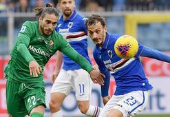 Sampdoriadan koronavirüs açıklaması Futbolcular...