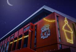 Avrupa kulüplerinden ramazan mesajı Liverpool
