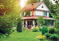 Yazlıklar ve bahçeli evler yeniden moda