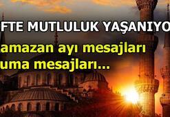 Ramazan mesajları tercihleri - Cuma mesajı seçenekleri 11 Ayın sultanı Ramazan ayı başladı...