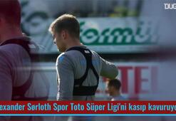 Süper Ligde kuzey fırtınası: Alexander Sörloth