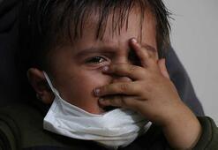 2 yaşındaki Abdurrahman'ın umudu corona virüs engeline takıldı