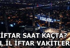 Ramazan İmsakiyesi 2020: İstanbul, Ankara, İzmirde iftar saat kaçta açılacak İl il iftar ve sahur vakitleri