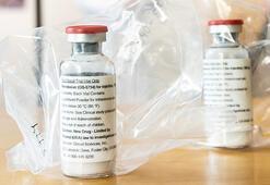 Son dakika haberler | Yanlışlıkla sızdı, ürkütücü görüntüler geldi Corona virüs ilacı