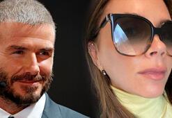 David Beckhamın corona virüs kampanyasına eşi yüzünden tepki geldi
