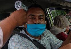 Endonezyada corona nedeniyle tüm seyahatler yasaklandı