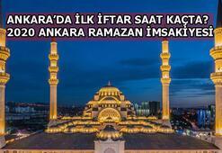 Ankarada ilk iftar saat kaçta açılacak 2020 Ankara Ramazan İmsakiyesi Ankara iftar ve sahur vakitleri