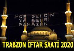 Trabzon iftar saatleri 2020 Trabzon Ramazan imsakiyesi; iftar ve sahur vakitleri...