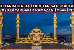 Diyarbakırda sahur ve iftar saat kaçta 2020 Ramazan İmsakiyesi Diyarbakır iftar ve sahur vakitleri