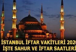 İstanbul iftar vakti, akşam ezanı kaçta okunuyor 2020 İstanbul iftar ve sahur saatleri-Ramazan İmsakiyesi...