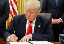 Son dakika haberleri: Trump 484 milyar dolarlık onay