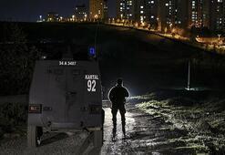 Polisin dur ihtarına uymadılar İstanbulda hareketli anlar
