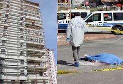 Binanın 8. katından düşen işçi hayatını kaybetti