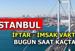İstanbul iftar vakti 2020 | 25 Nisan bugün İstanbulda iftar saat kaçta
