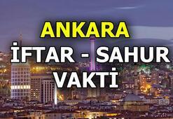 Ankara iftar vakti bugün saat kaçta 25 Nisan 2020 imsakiye