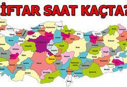 İftar saat kaçta bugün İmsakiye İstanbul - Ankara - İzmir ve diğer illerin iftar vakti 2020