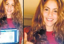 Evde karantinanın en kârlısı Shakira