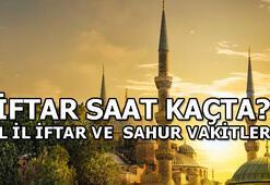 İftar saatleri: 2020 Ramazan İmsakiyesi İstanbul - Ankara - İzmir iftar ve sahur vakitleri