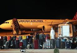 Yurt dışından 1411 Türk vatandaşı daha tahliye edildi