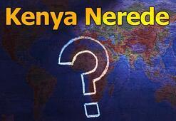 Kenya Nerede Kenya Hangi Kıtada, Dünyanın Hangi Bölgesinde Bulunuyor