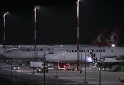 Moritanya ve Senegaldeki Türk vatandaşları yurda döndü