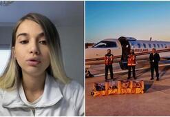 İsveçteki Türk hastanın kızlarından teşekkür mesajı