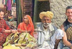 İzmirli gezgin Hindistanda mahsur kaldı