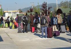 159 kişi daha Türkiyeye getirildi