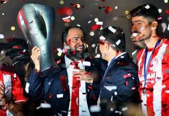 Olympiakos küme düşürülebilir