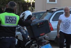 Yasağı delip alkollü araç kullandı, ceza yeyince de hırsını gazetecilerden çıkardı