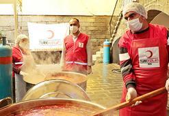 Kızılaydan Diyarbakırda 2 bin aileye iftar yemeği
